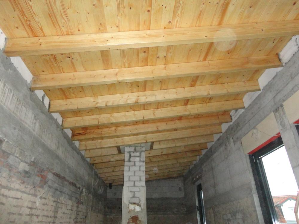 Mfh Bad Vilbel Holzarbeiten Und Flachdacheindeckung Bj 2014